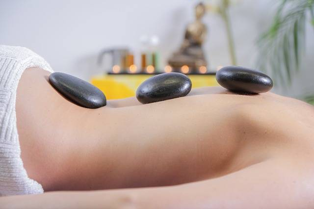 Massage Stones Welness - Free photo on Pixabay (727770)