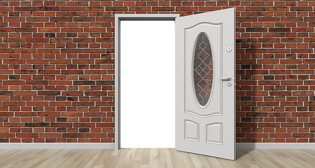 Door Open Wall - Free image on Pixabay (727773)