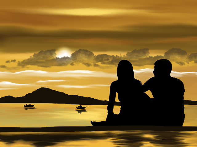 Digital Art Artwork Together - Free image on Pixabay (728609)