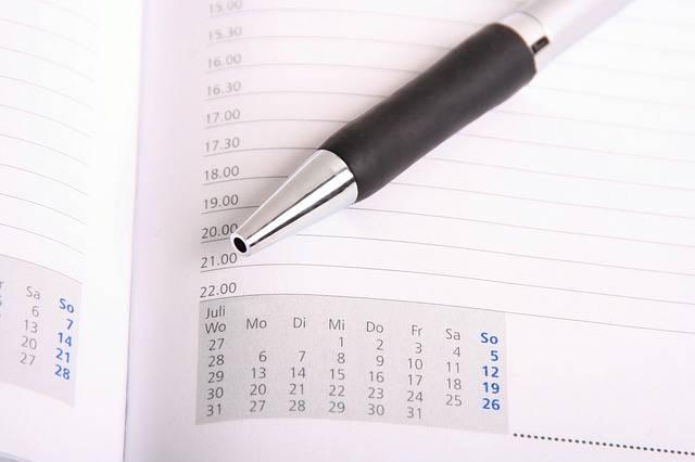 Time Plan Office - Free photo on Pixabay (728684)
