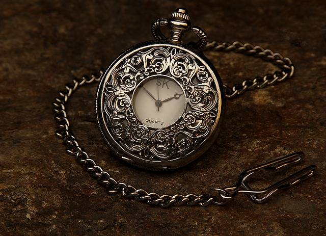 Pocket Watch Jewel Chain - Free photo on Pixabay (728699)