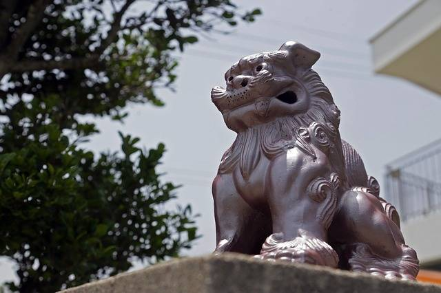 Shisa Okinawa - Free photo on Pixabay (728753)