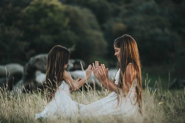 People Girls Kids - Free photo on Pixabay (728945)