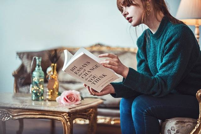 Books Book Reading - Free photo on Pixabay (729506)