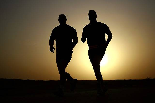 Runners Silhouettes Athletes - Free photo on Pixabay (729626)
