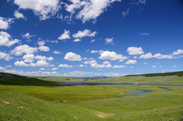 Hayden Valley Yellowstone - Free photo on Pixabay (730463)