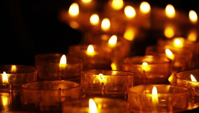 Tea Lights Candles Candlelight - Free photo on Pixabay (730808)