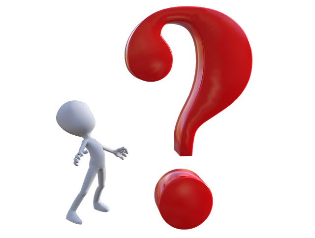 Question Mark Why - Free image on Pixabay (731420)