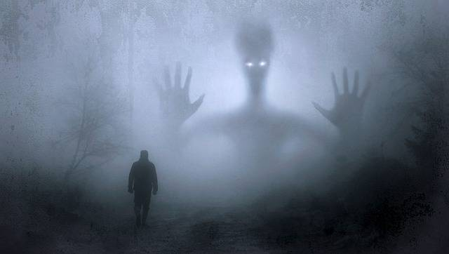 Fantasy Spirit Nightmare - Free photo on Pixabay (731489)