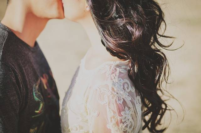 Young Couple Kiss - Free photo on Pixabay (732113)