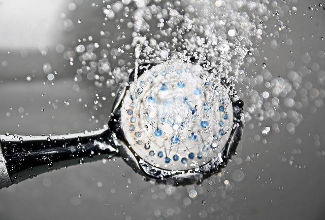 Shower Head Water Drop Of - Free photo on Pixabay (732749)