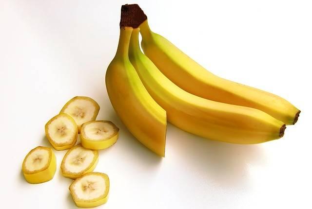 Bananas Fruit Fruits - Free photo on Pixabay (733039)