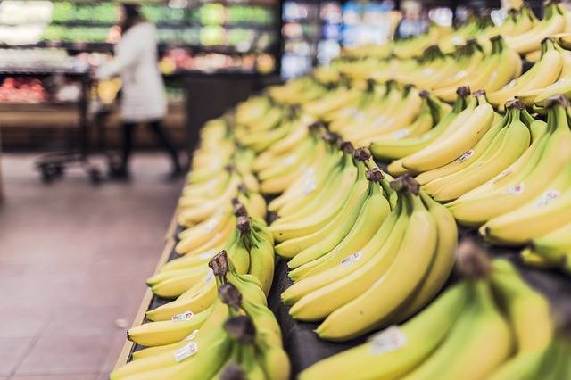 Bananas Fruits Food Grocery - Free photo on Pixabay (733054)