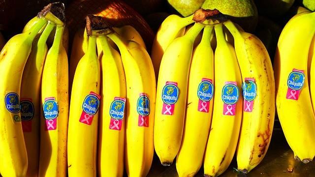 Banana Ripe Fruit - Free photo on Pixabay (733060)