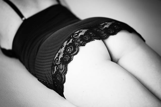 Bed Sensual Butt - Free photo on Pixabay (733223)