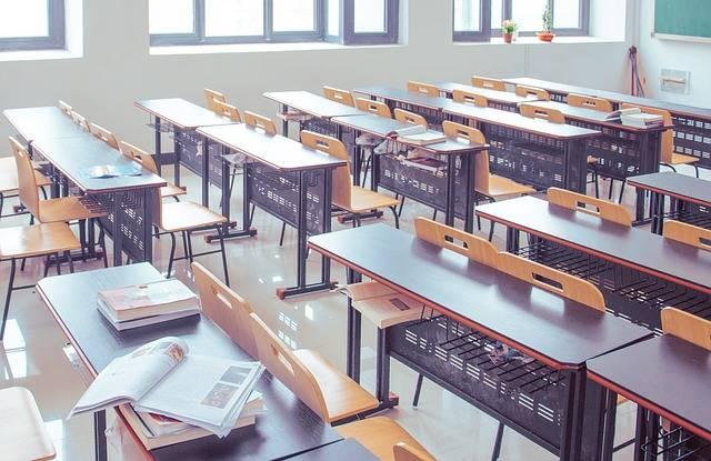Classroom Guiyang Tables - Free photo on Pixabay (733997)