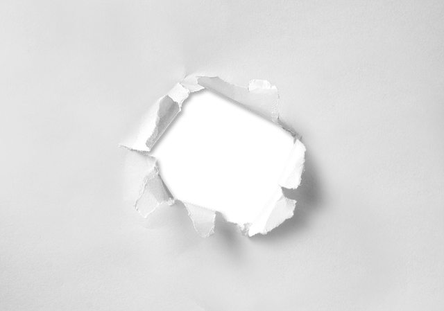 Hole Torn Paper - Free image on Pixabay (734167)