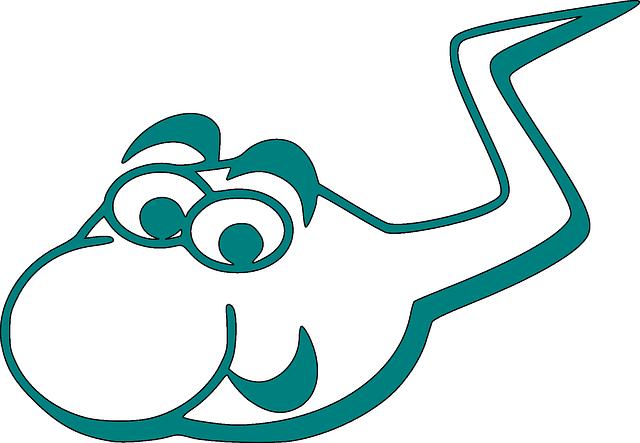 Sperm Semen Green - Free vector graphic on Pixabay (734511)
