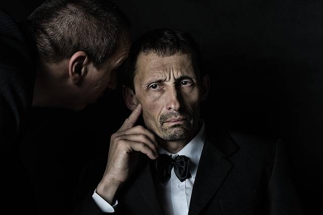 Godfather Film Portrait - Free photo on Pixabay (734826)