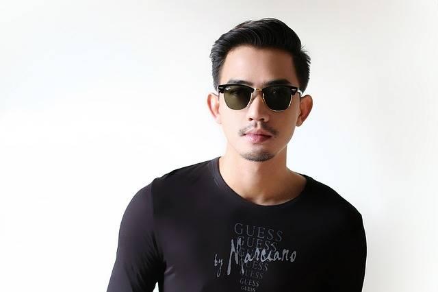 Eyewear Short Hair Men'S - Free photo on Pixabay (734847)