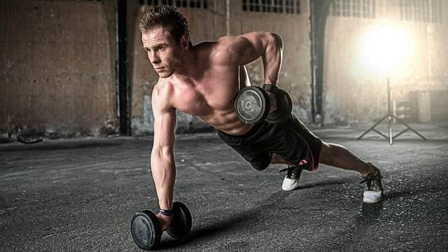 People Man Exercise - Free photo on Pixabay (734925)