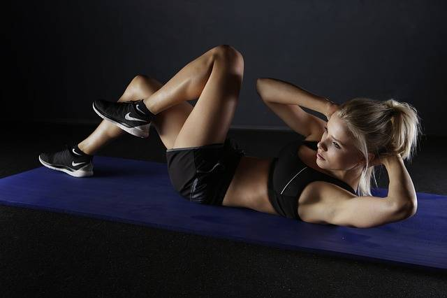 Sport Training Abdominals - Free photo on Pixabay (734951)