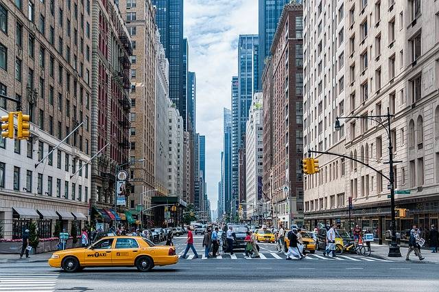 Architecture New York City - Free photo on Pixabay (735275)