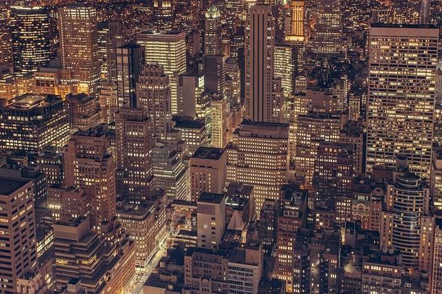 New York City Skyline - Free photo on Pixabay (735283)