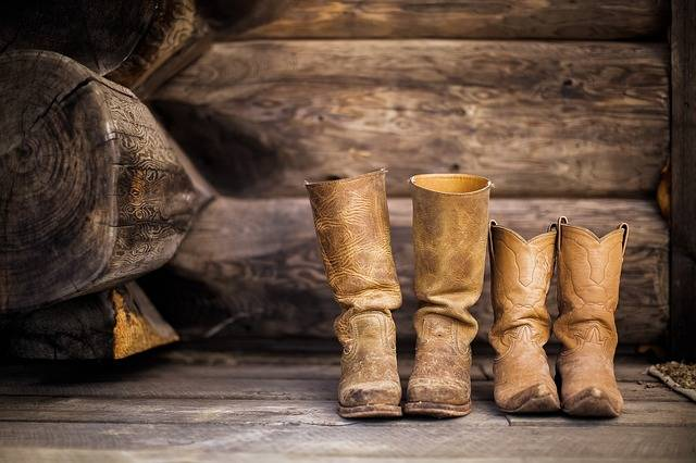 Boots Footwear Rustic - Free photo on Pixabay (735389)
