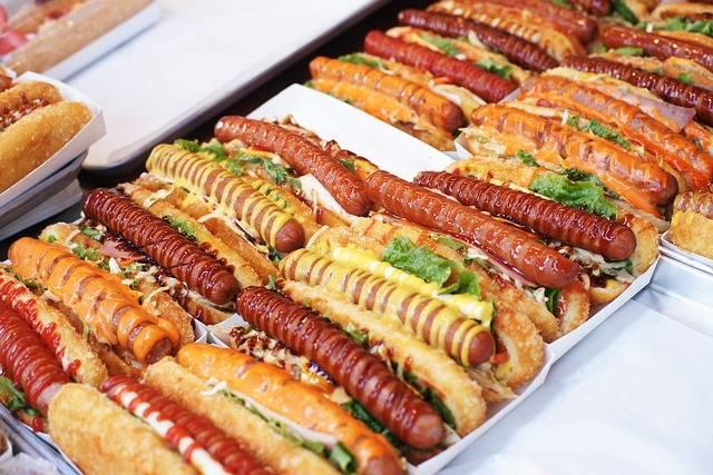 Hotdog Food Sausage - Free photo on Pixabay (736508)