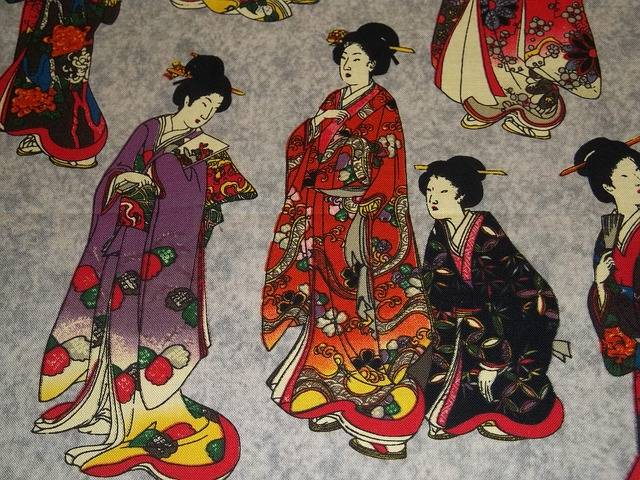 Chinese Geisha Kimono - Free photo on Pixabay (736582)