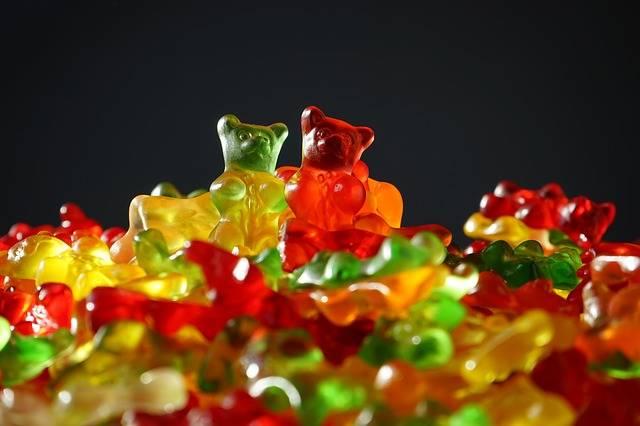 Gummibärchen Gummi Bears - Free photo on Pixabay (736620)