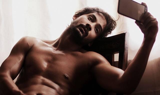 Nude Adult Man - Free photo on Pixabay (736773)
