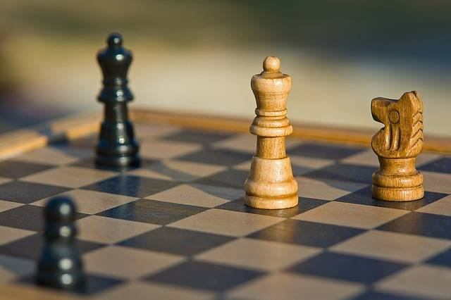 Chess Chessboard Strategy - Free photo on Pixabay (737428)