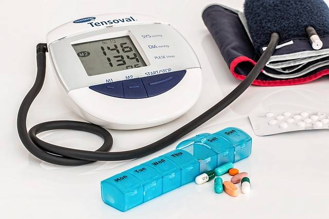 Hypertension High Blood Pressure - Free photo on Pixabay (737430)