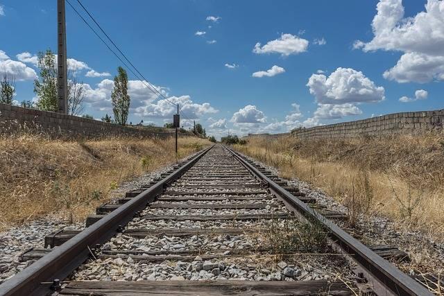 Path Train Railway - Free photo on Pixabay (737670)