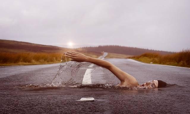 Swimmer Sport Swim - Free photo on Pixabay (737702)