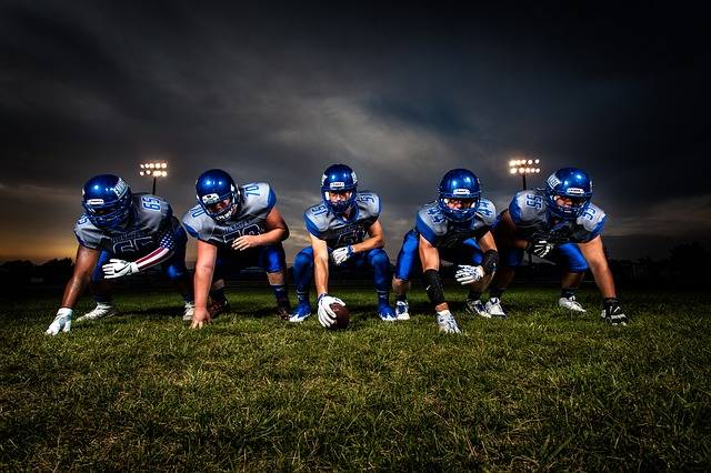 Athletes American Football Players - Free photo on Pixabay (737738)