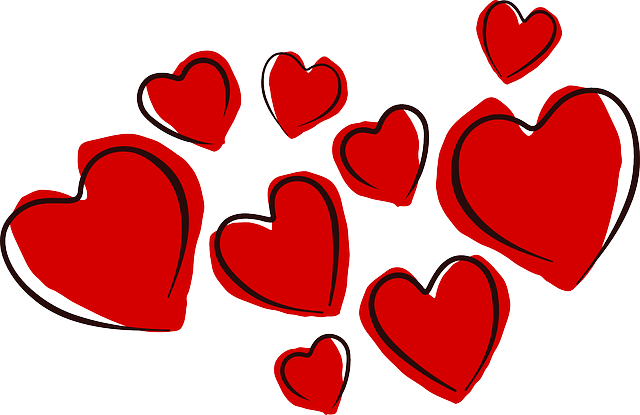 Hearts Valentine Love - Free vector graphic on Pixabay (738128)