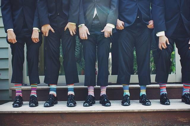 Funny Socks Colorful - Free photo on Pixabay (739047)
