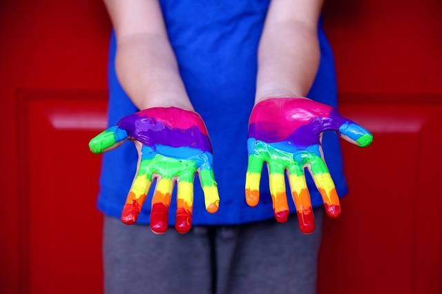 Human Rights Equality Rainbow - Free photo on Pixabay (739556)