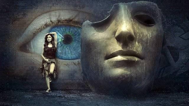 Fantasy Surreal Mask - Free photo on Pixabay (739767)