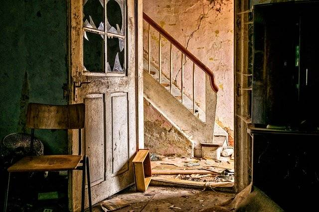 Lost Places Abandoned Place Space - Free photo on Pixabay (739769)