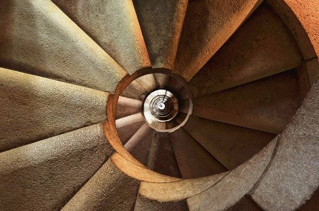 Staircase Spiral Architecture - Free photo on Pixabay (740082)