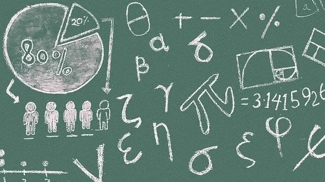 Math Symbols Blackboard - Free image on Pixabay (741581)