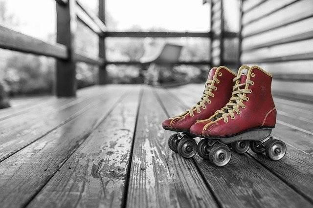 Roller Skates Rollerblades Roll - Free photo on Pixabay (741583)