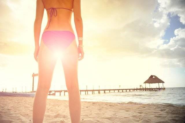 Woman Bikini Feminine - Free photo on Pixabay (741713)