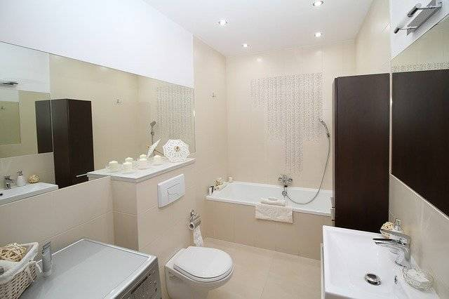 Bathroom Bath Wc - Free photo on Pixabay (741721)