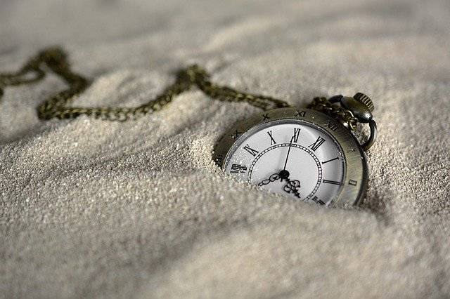 Pocket Watch Time Of Sand - Free photo on Pixabay (743205)