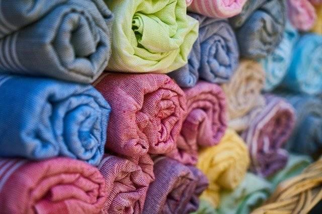 Towel Textile Fabric - Free photo on Pixabay (743425)